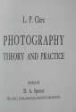 Photography - Theory and Practice Vol 2